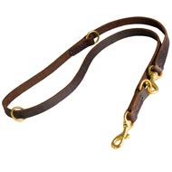 Multifunctional Leather English Pointer Leash