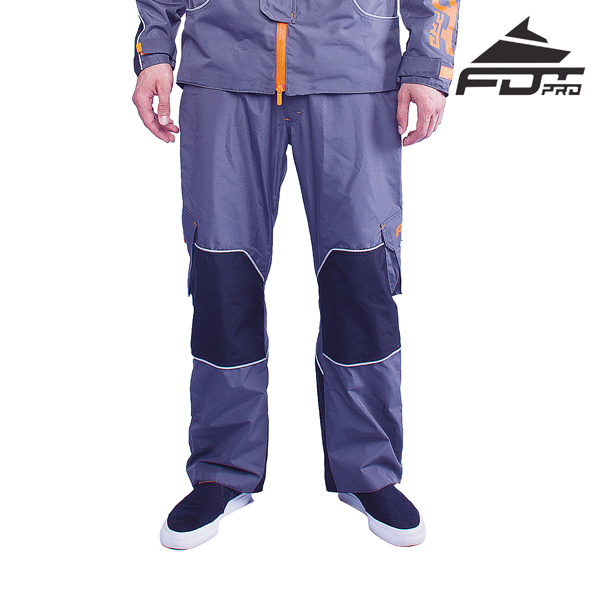 FDT Pro Pants Grey Color for Cold Days